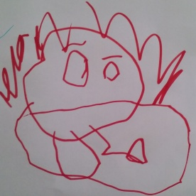 Retrato de Pepita